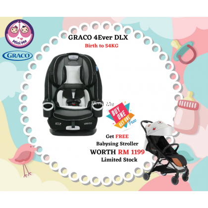 Graco 4ever Dlx All In 1 Convertible, Graco 4ever Convertible Car Seat